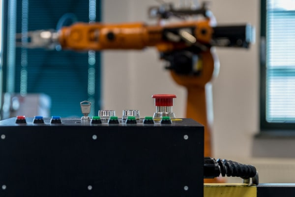 Automatización del proceso industrial