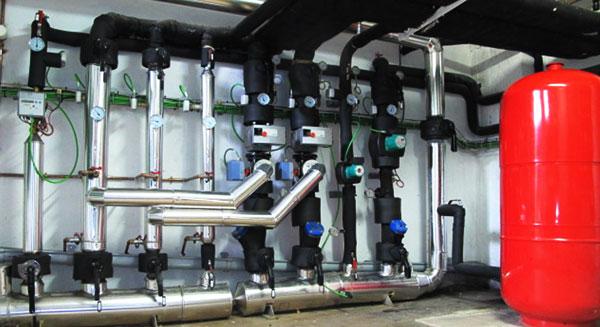 instalaciones de calefacción industrial