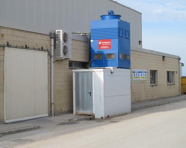 Instalaciones industriales para empresas