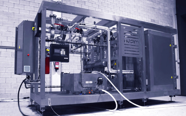 Fabricación de equipo para el minimizado de residuos
