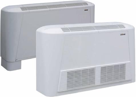 Fancoils para aire acondicionado en oficinas