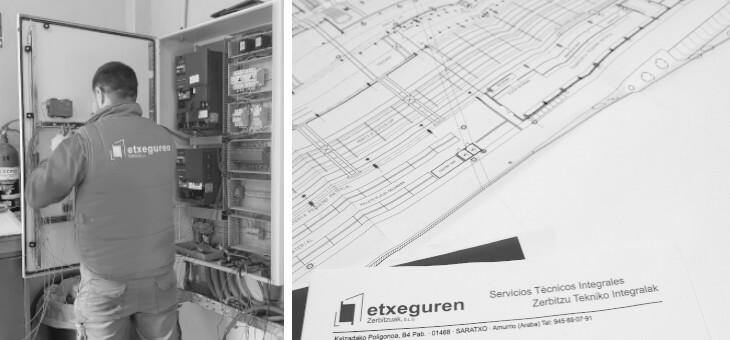 Proyecto y adaptación de una instalación eléctrica para la empresa Gran Europa
