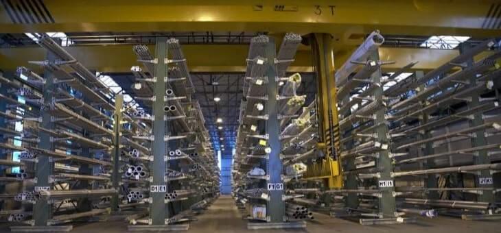 Sustitución de luminarias para la mejora de iluminación y eficiencia energética en Aceralava