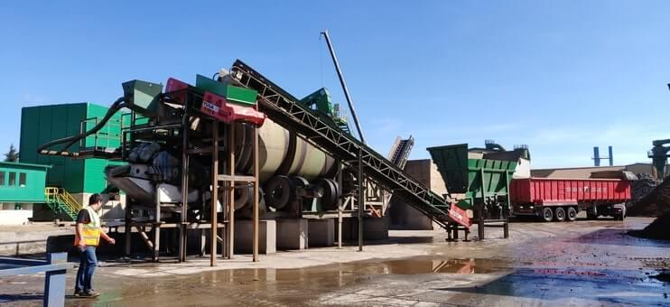 traslado de la instalacion de bombo de agua para la empresa reydesa del grupo otua